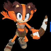 Sonic Boom 3D Sticks 07
