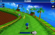Sonic Dash screen 32
