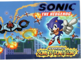 Sonic the Hedgehog: The Adventures of Sonic & Donut Lord