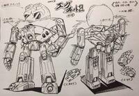 E-99 Egg Emperor (Eggsterminator)