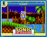 Flicky Online Card