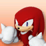 Sonic Generations (Knuckles profile icon)