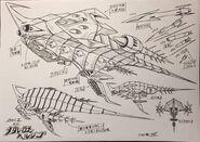 Sonic X Metarex Concept 3