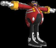 Forces Model Eggman