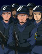 GUN soldiers ep 37