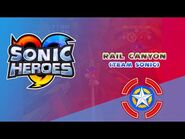 Rail Canyon (Team Sonic) - Sonic Heroes