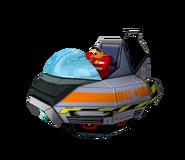 Rush Model Eggman