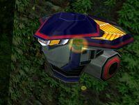 SA2 GUN Bomb Beetle