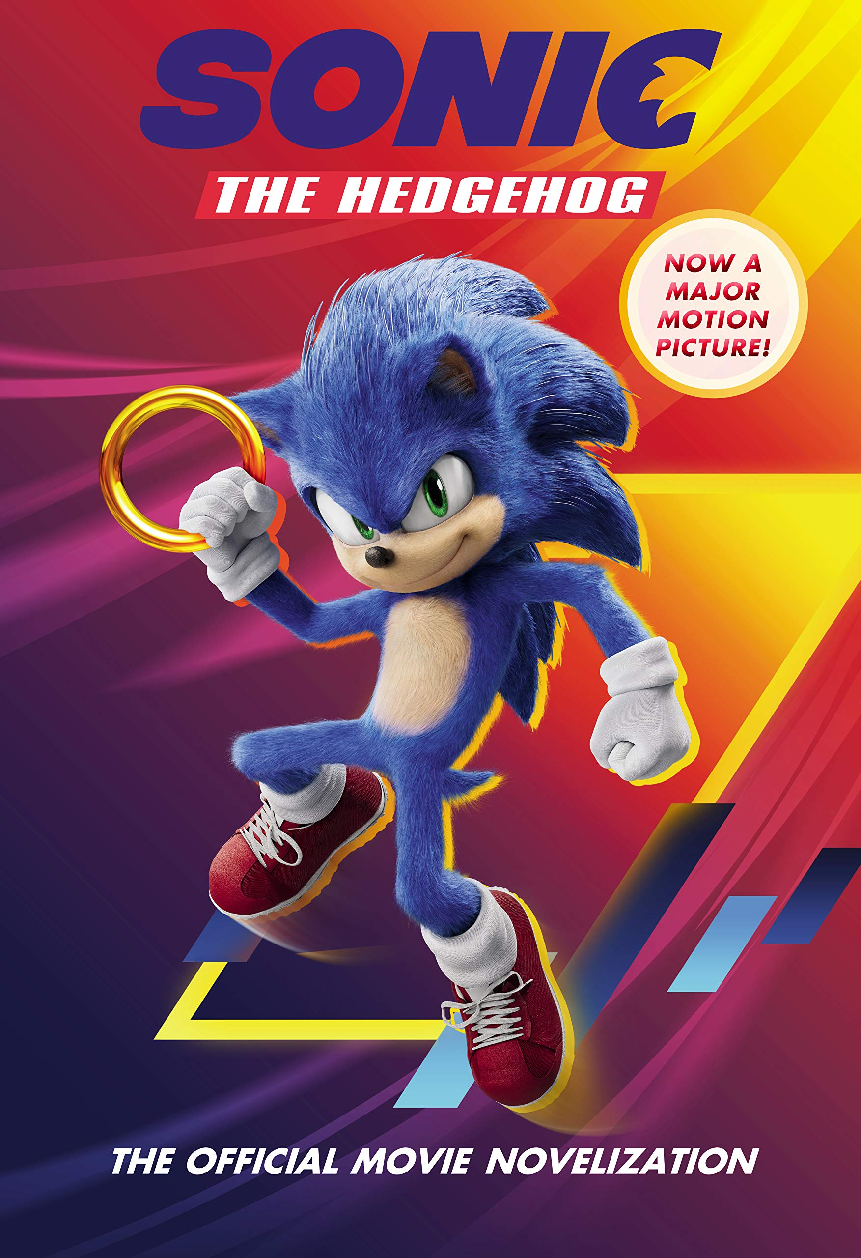 Sonic The Hedgehog The Official Movie Novelization Sonic News Network Fandom