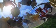Sonic Forces - Custom Hero Artwork