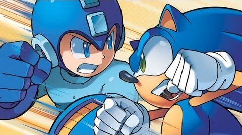 Sonic & Mega Man: Worlds Collide