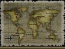 World Map (Babylon's airship map)