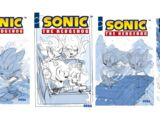 IDW Sonic the Hedgehog Issue 35