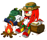 Knuckles Channel 7