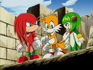 Knuckles Tails i Cosmo ep 62