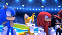 Mario & Sonic at the Olympic Winter Games - Festival Mode - Screenshot 5