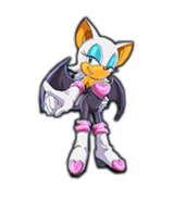 Rouge Sonic X 2