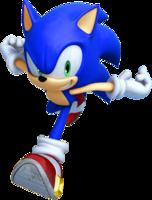 Sonic Unleashed Sonic run