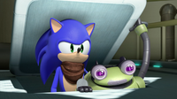 Sonic and Mighton