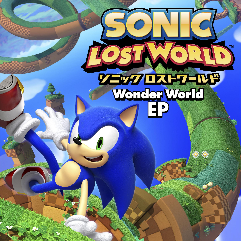 Sonic Lost World: Wonder World EP