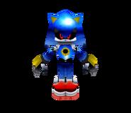 SADX Model Metal Sonic