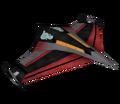 Sonic 06 Model Glider