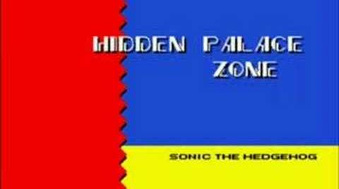 StH2 Music Hidden Palace Zone