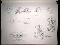 Boomer the Turtle by Craig Stitt