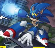 Sonic Man Profile