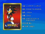 Sonic X karta 72