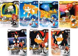 Sonic X Trading Card Game Sonic News Network Fandom