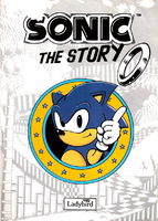 Sonic the Story-page