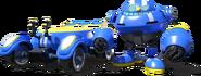 Team Sonic Racing Egg Pawn Blue