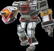 Laser Hunter SA2 2