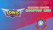 Orange Roofs - Rooftop Run - Sonic Racing
