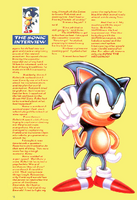 Sonic Yearbook (1993) 15