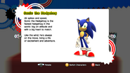 Sonic personality 1