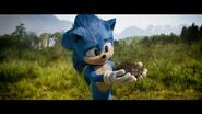 Sonic the Hedgehog Turtle clip