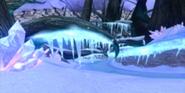 FR Background Frozen Forest 3