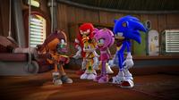SB S1E04 Team Sonic argue