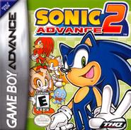 Sonic Advance 2 US