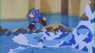 Sonic CD opening 13