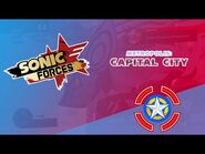 Capital City - Sonic Forces