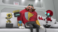 Eggman Orbot and Cubot