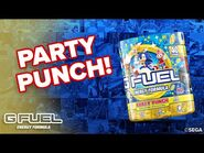 PARTY PUNCH! Inspired By @Sonic the Hedgehog