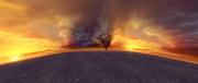 SART Sunset Menu Background