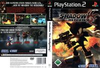 Shadow the Hedgehog (PS2) DE