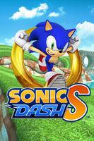Sonic Dash S poster