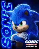 Sonic the Hedgehog - Sonic the Hedgehog Poster