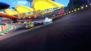 Team Sonic Racing Opening 12